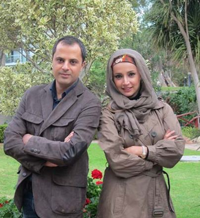 شبنم قلی خانی و پاهای بامزه ی دخترش+تصاویر
