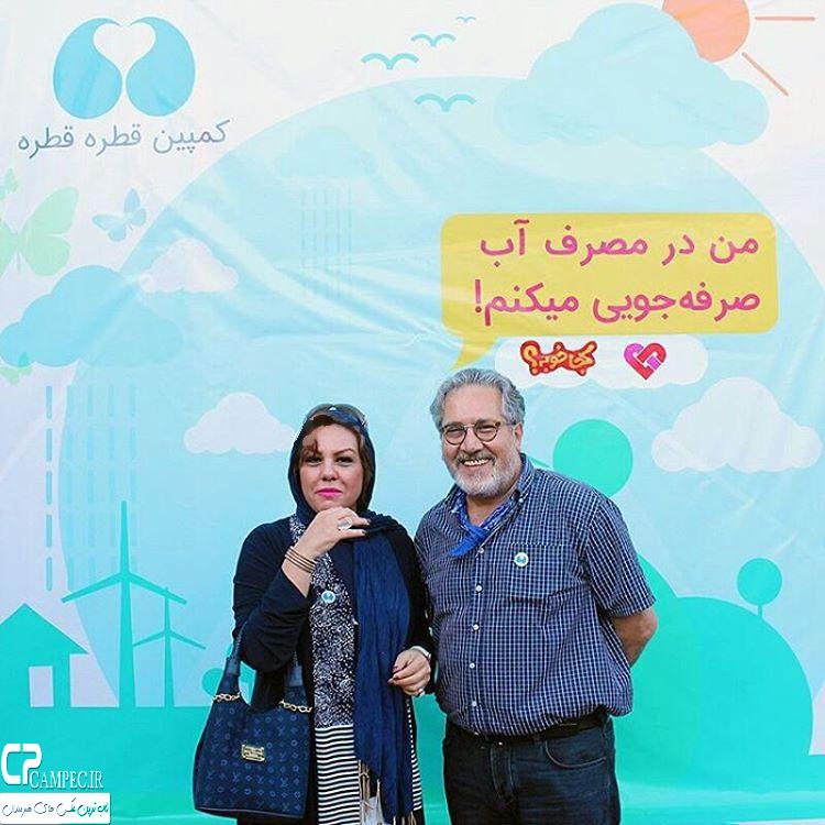 بازیگران زن ایرانی و همسرهایشان+تصاویر