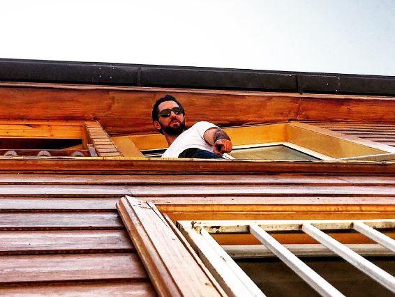 عکسهایی تازه از بهرام رادان بازیگر معروف سینما+تصاویر