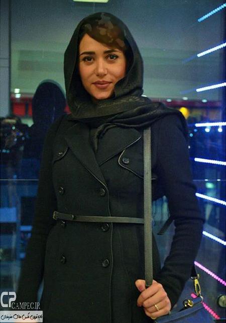 جدید ترین عکسهای پریناز ایزدیار بازیگر زن ایرانی+تصاویر