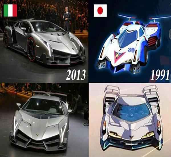 تصویر : تفکر ژاپنی,عملکرد ایتالیایی