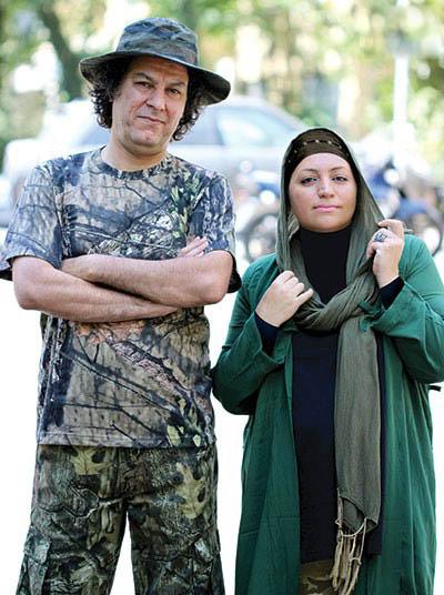 آرش میراحمدی بازیگر خنده بازار و همسرش زوجی که در سن کم ازدواج کردند!+تصاویر
