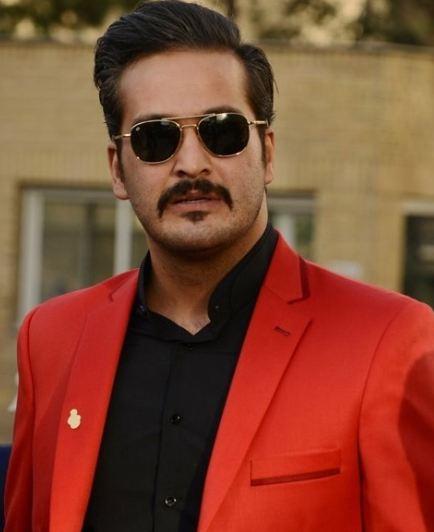 حرکت غیراخلاقی میلاد کیمرام بازیگر جوان سینما هنگام فیلمبرداری!!+تصاویر