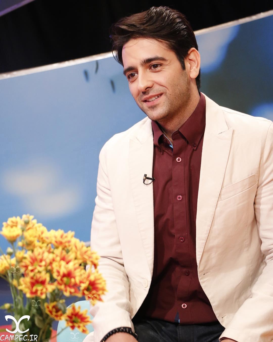 لادن مستوفی و امیرحسین آرمان بازیگران سریال پریا در خوشا شیراز!+تصاویر