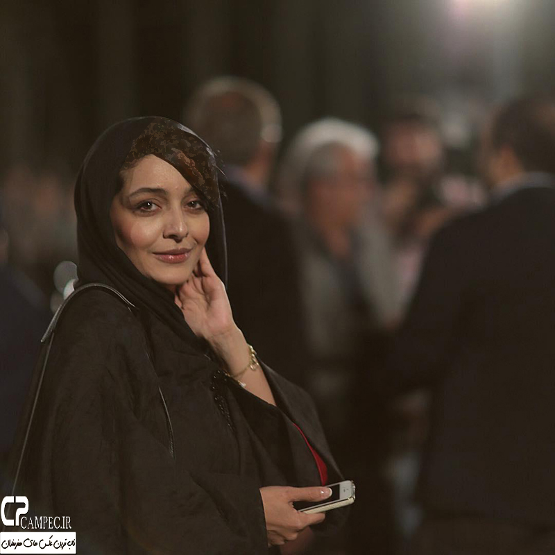 تیپ ساره بیات در جشن خانه سینما سال ۹۴+تصاویر