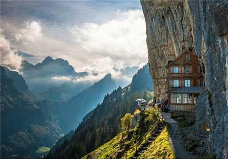 بهشت زیبا در این هتلها + تصاویر