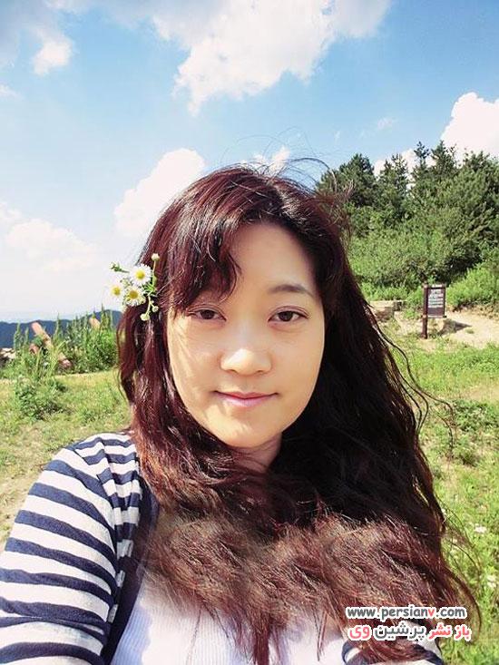 تصاویر کمیاب ازبازیگر زن چینی سریال پایتخت۳