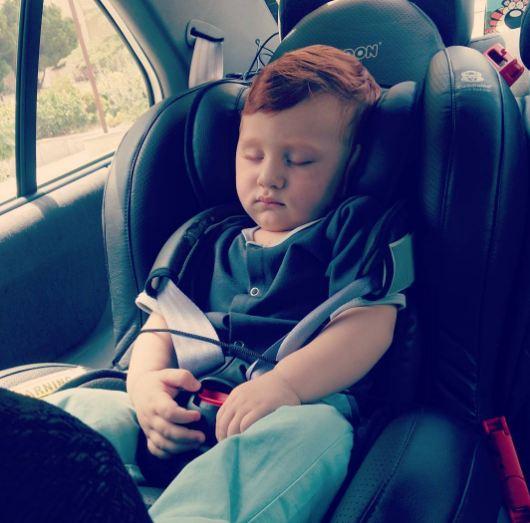 مهسا کرامتی عکسهایی دیدنی از پسرش منتشر کرد!+تصاویر