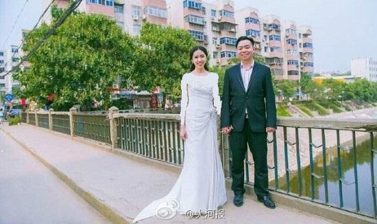 عمل به وعده ازدواج پس از ۱۸ سال + تصاویر