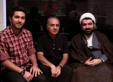 برای اولین بار رسانه ای شد: مجری مشهور پسرعموی شهاب مرادی روحانی مشهور است+عکس