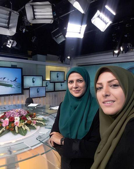 عکسهایی از المیرا شریفی مقدم مجری شبکه خبر!+تصاویر