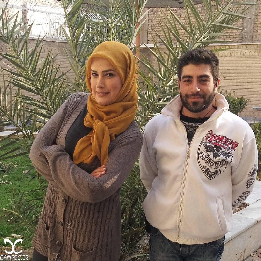 آشنایی با بیوگرافی لادن مستوفی بازیگر سریال «پریا»/از ازدواجش تا آثار بازیگری اش!+تصاویر