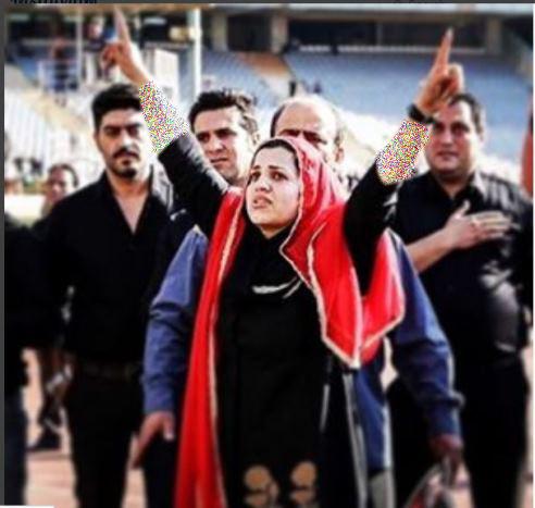واکنش متفاوت ترانه علیدوستی و همدردی با همسر هادی نوروزی+تصاویر