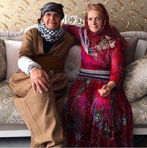بیوگرافی و عکسهایی از بهنوش طباطبایی و پدر و مادرش!+تصاویر