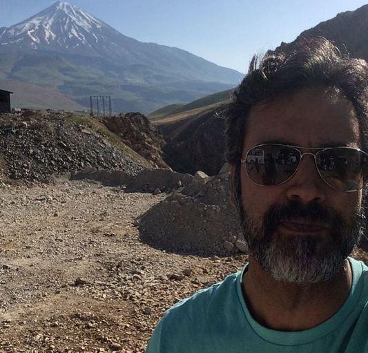 عمار تفتی بازیگر سریال پریا : یکی از لحظاتی که با دیدنش مو به تنم راست می شه +تصاویر