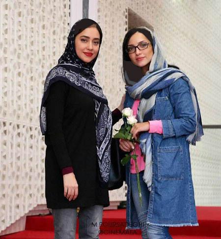 بهاره خانوم کیان افشار و خاطره اسدی+تصاویر