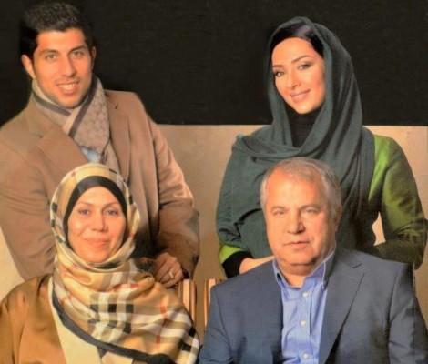 آناهیتا درگاهی عروس علی پروین بازیگر شد!+تصاویر