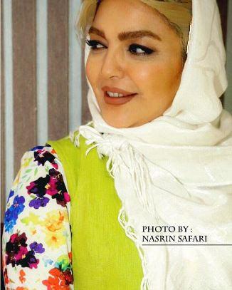 شهرزاد عبدالمجید بازیگر ۴۷ ساله کشورمان مدل آرایشی شد!+تصاویر