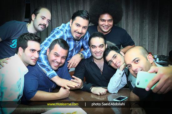 کنسرت «احسان خواجهامیری» در سالن میلاد نمایشگاه بینالمللی تهران!+تصاویر