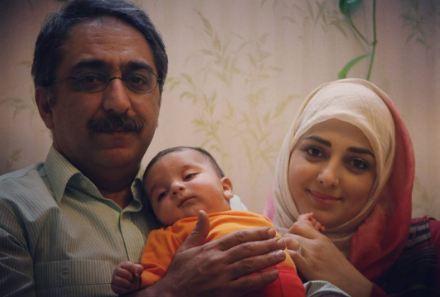 معرکه شهرام شکیبا در برنامه خندوانه!/عکسهای فرزند و همسر وی+تصاویر