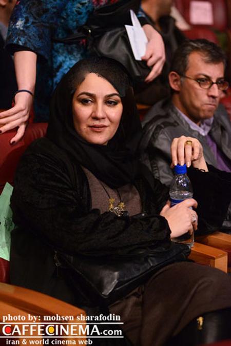 عکسهایی از بازیگران زن سینما در افتتاحیه جشنواره فیلم فجر+تصاویر