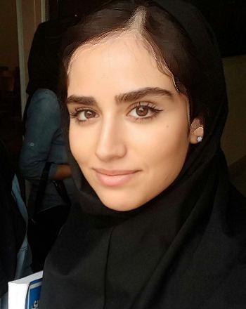 چهره خسته ی هانیه غلامی بازیگر جوان کشور!+تصاویر
