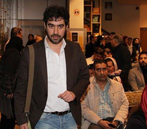 مراسم رونمایی از کتاب مسعود جعفری جوزانی با حضور هنرمندان زیادی از جمله شهاب حسینی+تصاویر