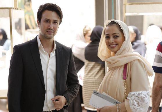 خرید بازیگر زن از گالری شاهرخ استخری!+عکس