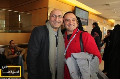 آزاده نامداری و دیگر مجریان در کاخ جشنواره فیلم فجر+تصاویر