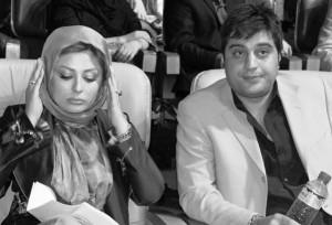 ماجرای عشق و عاشقی نیوشا ضیغمی و همسرش آرش پولادخان + عکس
