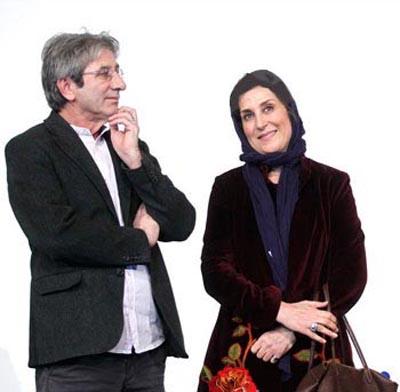 مصاحبه خواندنی با فاطمه معتمد آریا و همسرش+تصاویر