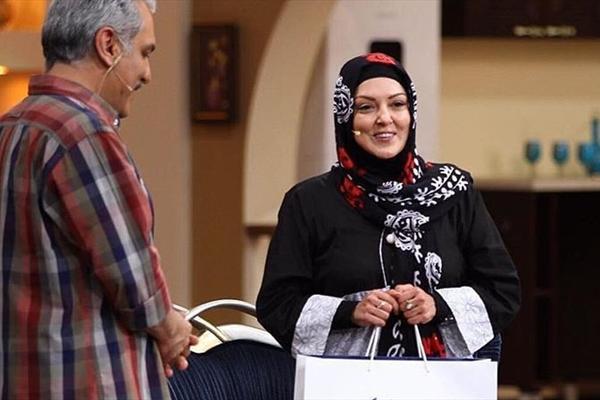 ماجرای طلاق پرستو گلستانی از همسرش در دورهمی!+عکس