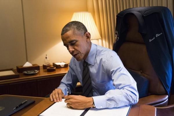 باراک اوباما و پیامش به مناسبت ازدواج دستیار ایرانیاش! +عکس