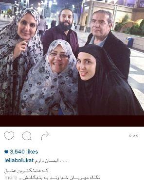 خبری جنجالی از رابعه اسکویی بازیگر زن سینما و تلویزیون!+تصاویر