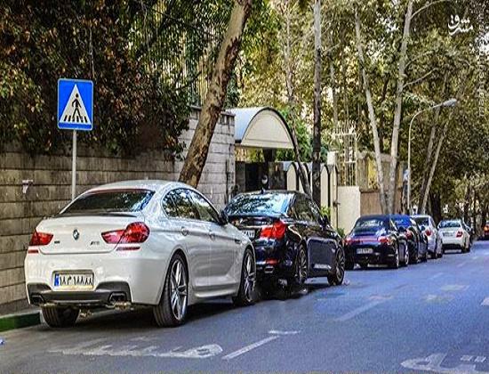 گرانترین خیابان تهران + عکس