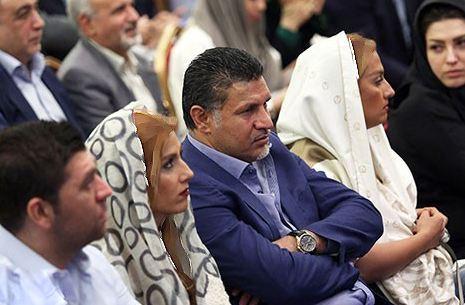 آنا نعمتی و دو شخصیت مشهور دیگر در حراجی تهران!+تصاویر