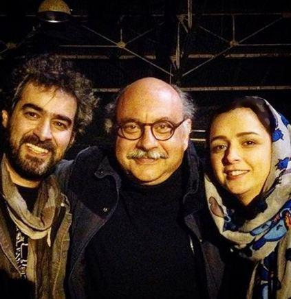 عکسهای ترانه علیدوستی و شهاب حسینی بازیگران سریال شهرزاد+تصاویر