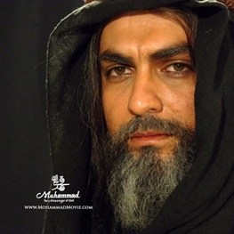 مهدی پاکدل دستمزدش در فیلم محمد(ص) را فاش کرد+تصاویر