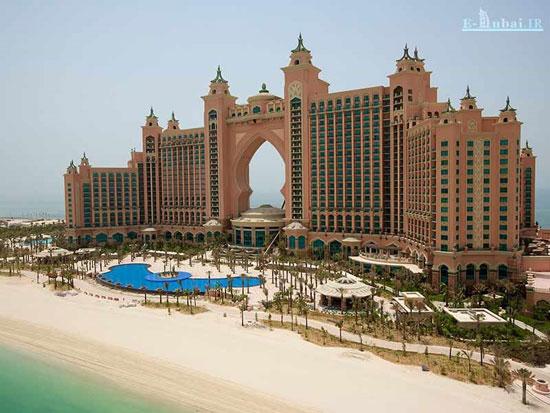 بزرگترین جزیره های مصنوعی دنیا در دبی!+تصاویر