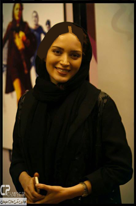جدید ترین عکس های بهنوش طباطبایی در جشنواره ۳۳ فیلم فجر+تصاویر