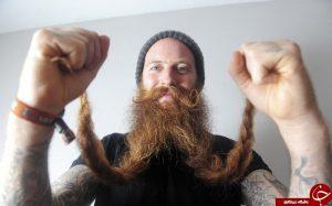 رکورد دار بلندترین ریش