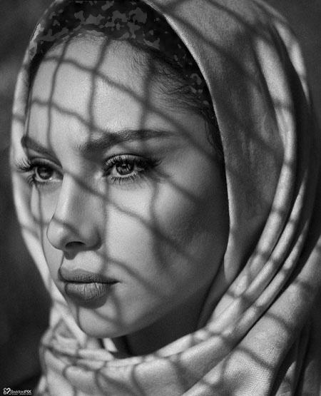 ترلان پروانه بازیگر جوان و آینده دار کشور+تصاویر
