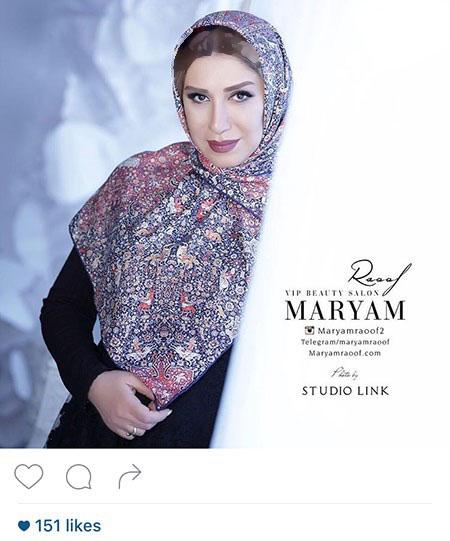 نسیم ادبی بازیگر نقش خواهر شهرزاد!+تصاویر