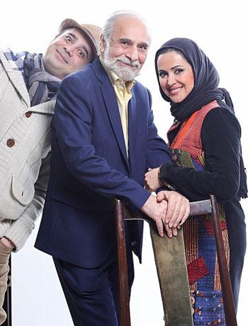 گفتگویی خواندنی با «امیرسلیمانی» ها، یک خانواده صمیمی!+تصاویر