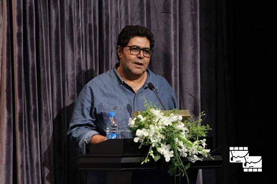 شهاب حسینی و مراسم تقدیر از هنرمندان و سینماگران !+تصاویر
