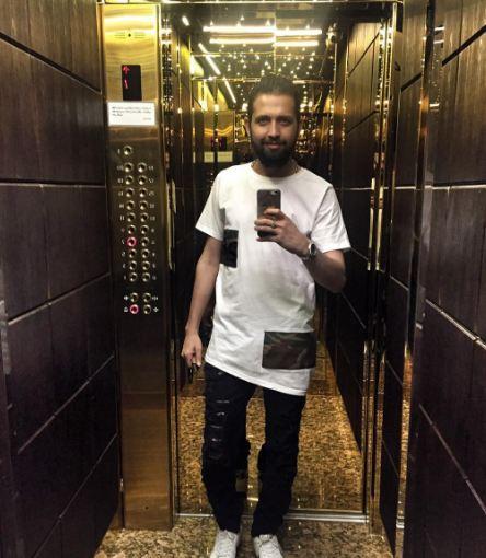 سلفی هایی جدید از محسن افشانی!+تصاویر