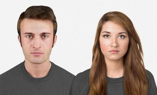 چهره انسان تا ۱۰۰۰۰۰ سال آینده +تصاویر