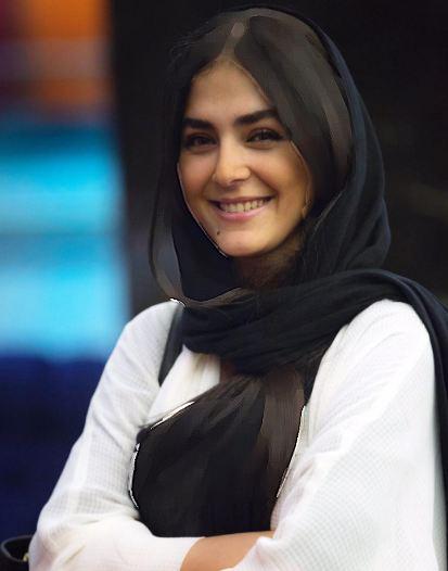 لبخند و چهره آرام هدی زین العابدین بازیگر سینما+تصاویر