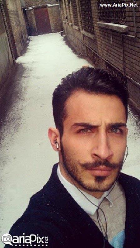 بیوگرافی و عکسهای جدید مهران ضیغمی بازیگر سریال آخرین بازی+تصاویر