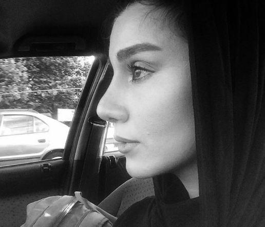 گریم عجیب وغریب خاطره حاتمی برای نمایش جدیدش!+تصاویر